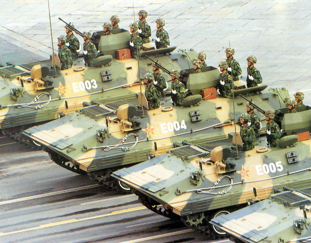 【軍事科普】7。土共履帶裝甲輸送車族(一) - 西西河/淘客熙熙