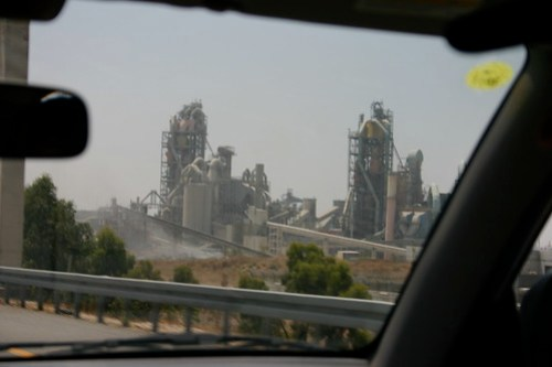 Nesher Cement Factory