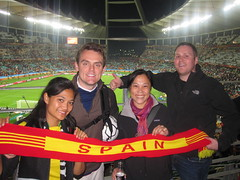 070710 Durban (WC Semifinal: Germany vs. Spain)