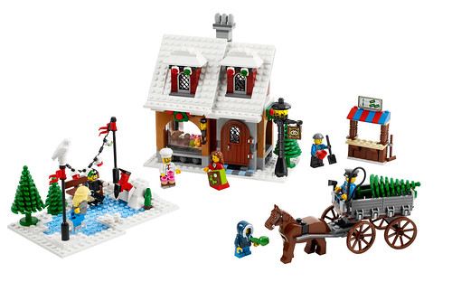 10216 Winter Village Bakery - 6