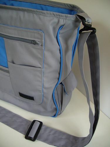 Dan's laptop bag