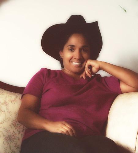 52-34 In a Cowboy hat