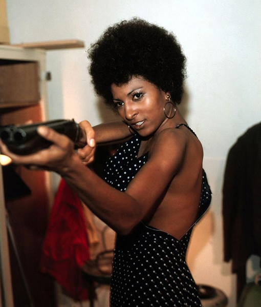 Pam Grier in COFFY '73