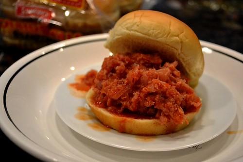 Chipped Ham BBQ