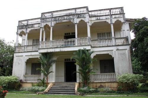 House of Monsignor at Hacienda Rosales - 1