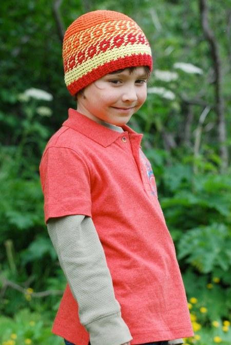 Jay's Summer Hat - 01