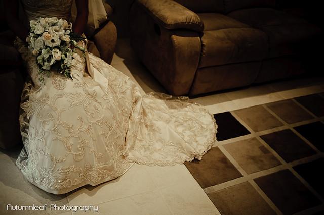 Amanda and Kieran's Wedding - Bride Prep