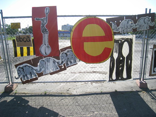 7.10.10. Artwalk Nite @ The Fence