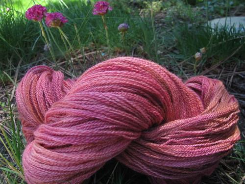 JMM Silk Blend Lace - Red