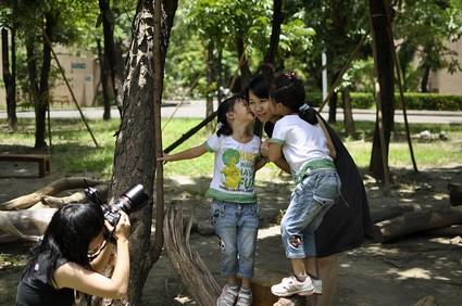 親子天下來拍照:zoyo愛搞怪(5.11ys)