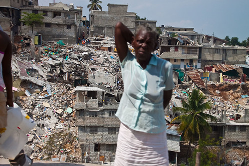 Woman-with-Rubble-Behind-her