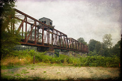 Old Skagit Railroad Trestle