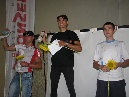 Podium Ciucas Trail Running
