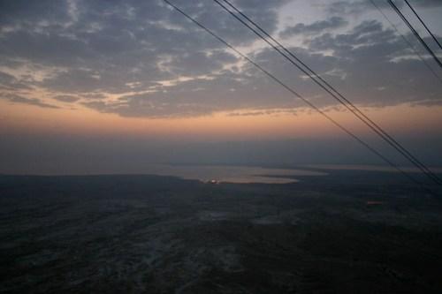 Dead Sea Dawn