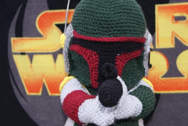 Crochet Star Wars, Boba Fett