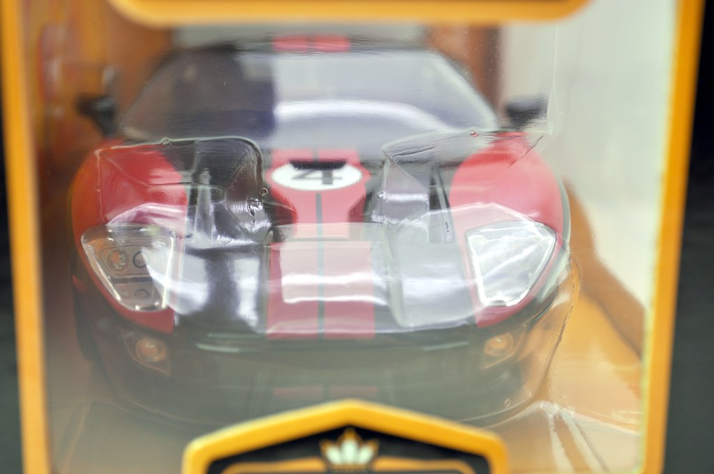 jada toys 2003 ford gt 1