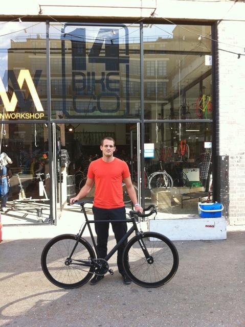 alex's bike