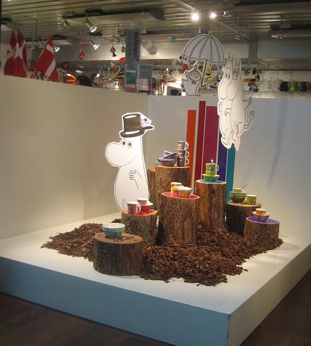 Moomin merchandise