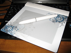 Princeton PTB-MT1WH Mousepad Tablet