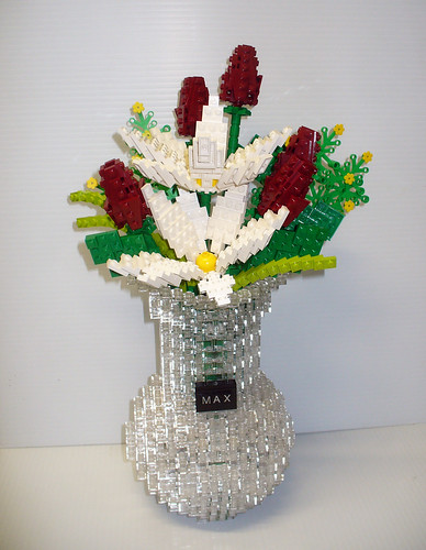 LEGO Flowers for Max 1