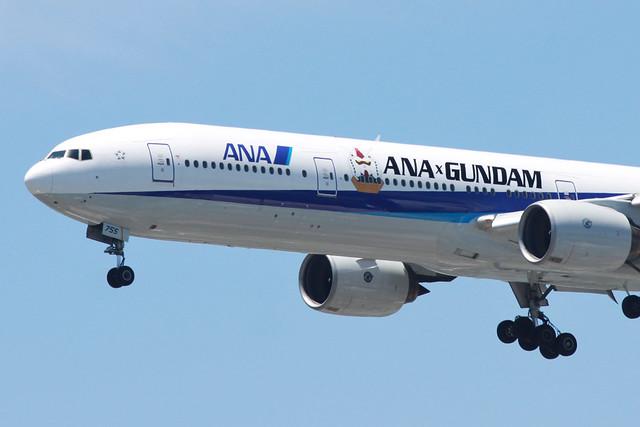 ANA B777-300(JA755A)