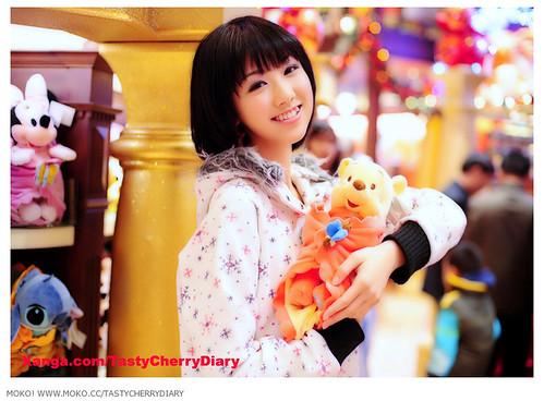 Cherry Ngan 顏卓靈