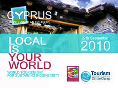 World Tourism Day Cyprus