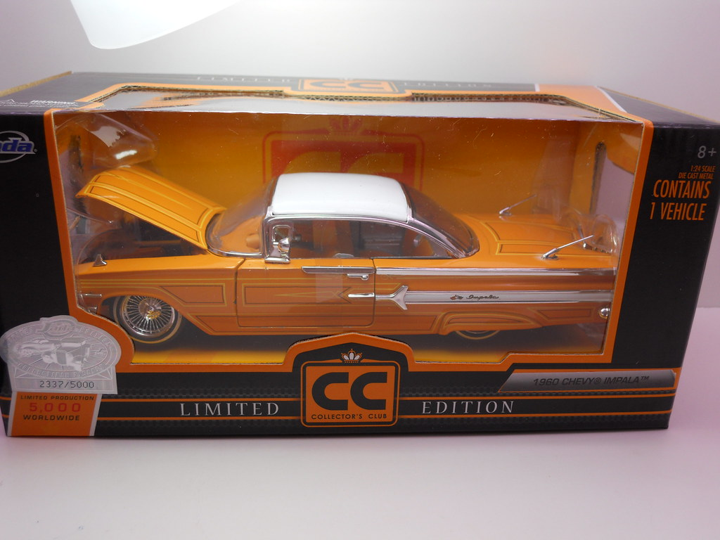 jada toys 1960 chevy impala collectors club (1)
