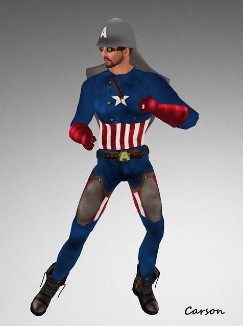 22769 True American Hero Steam 3 Hunt
