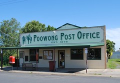 Poowong Post Office