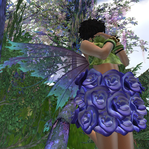 Flora - Fae Blossoms III