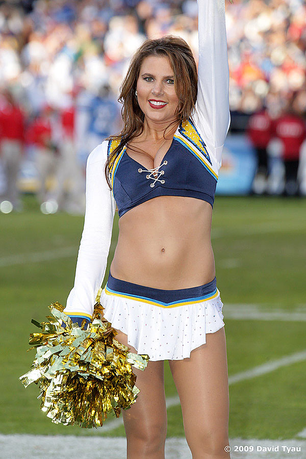 Charger Girl Lauren as photographed by David Tyau