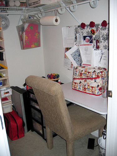 Tina's Crafting Cave/Sewing Room