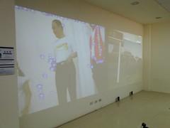 新竹動漫祭 B1 建國大學的互動區