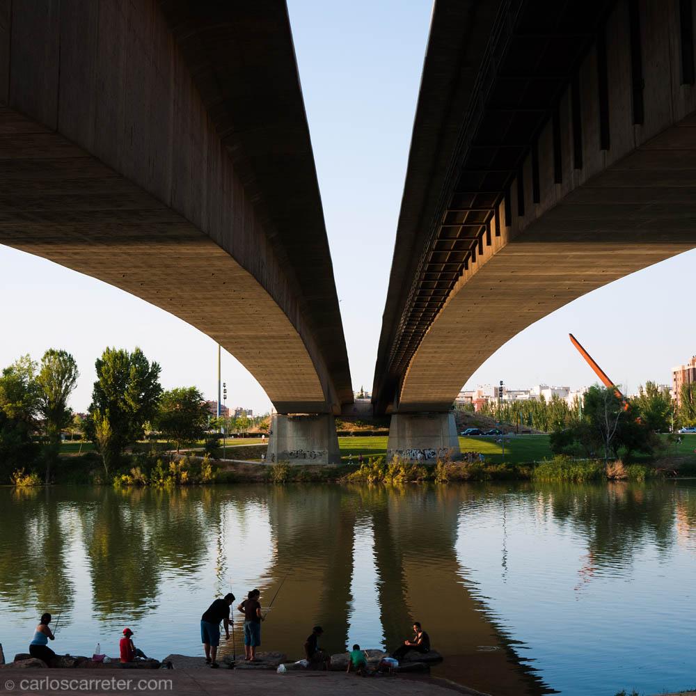 Puente de la Unión (conocido como puente de Las Fuentes)