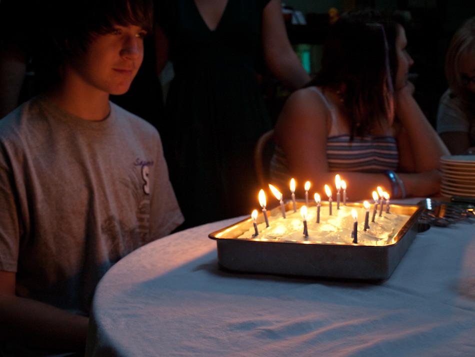 Warren's Birthday Cake