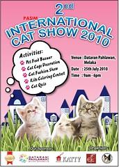 Cat Show 2010