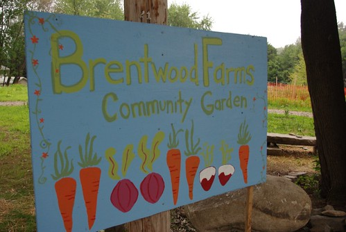 Brentwood Farms Community Garden