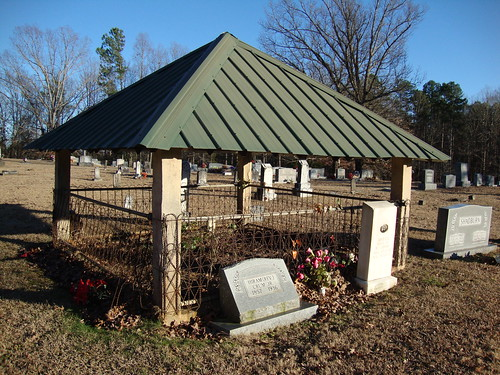Union Cemetery in Alcorn County Mississippi