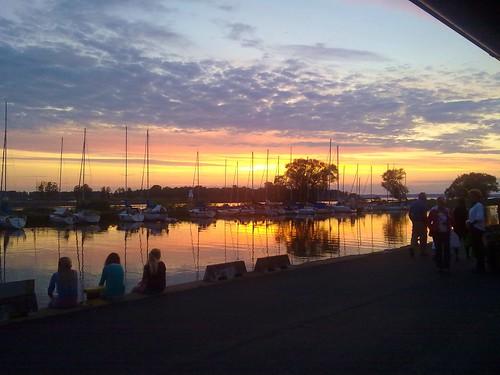 SunsetMariestadBryg