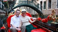 Us In Gondola