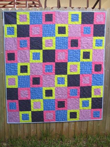 Quilt by Laci for Linus