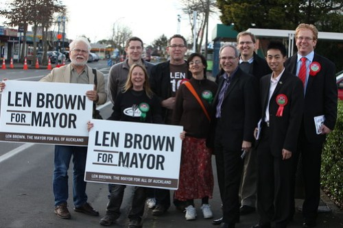 Future West with Len Brown
