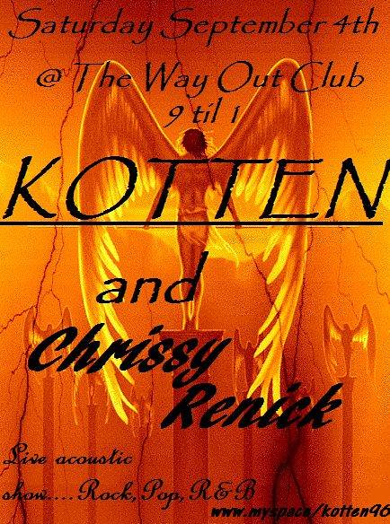 Kotten and Chrissy 9-4-10