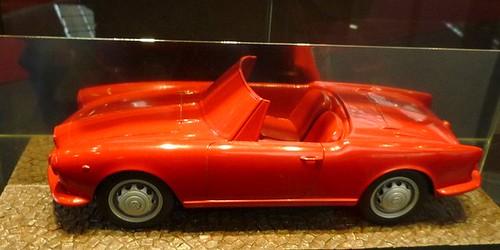 Mostra Alfa Romeo 318