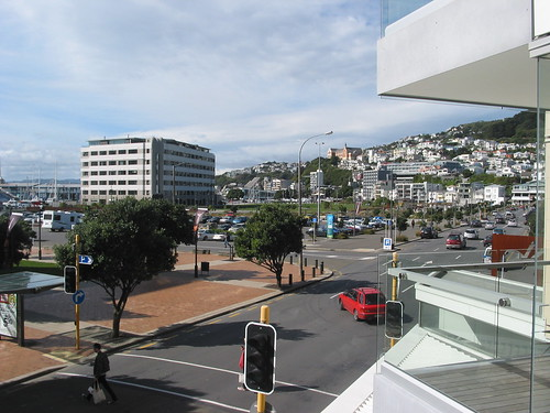 The Balcony View to Oriental Parade