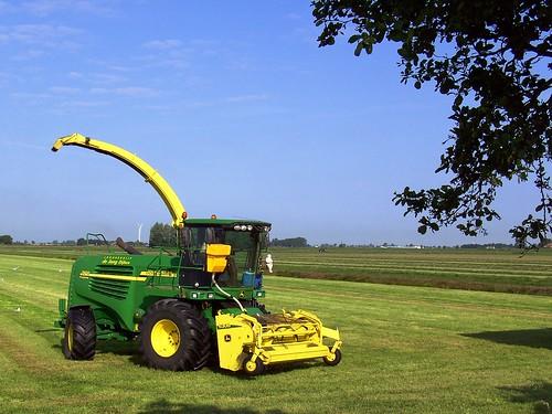1930 S Harvesters John 1960 S Deere Forage