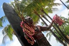 O'ahu - Honolulu - Waikīkī: Kuhio Beach Park -...
