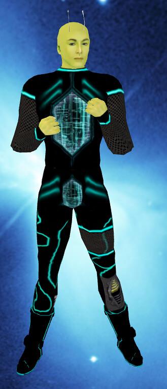 M&M Celtic Designs Cyborg