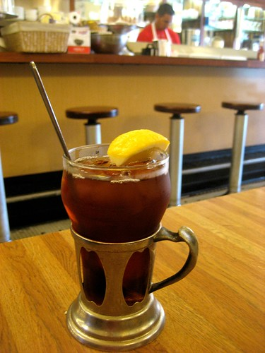 Iced Tea - Long Island!